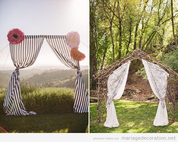 bois d coration mariage site dedi donner des id es pour d corer mariages. Black Bedroom Furniture Sets. Home Design Ideas