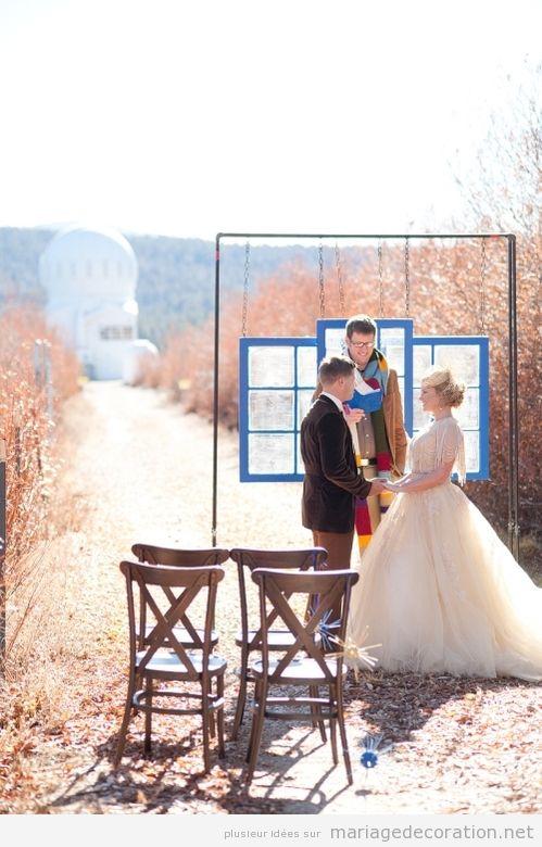 Idée déco mariage pas cher et informe