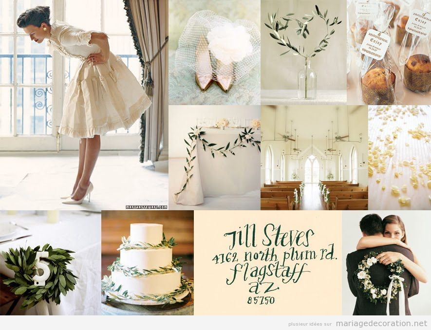 Site idee deco mariage - Idee de decoration mariage ...