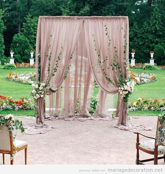jardin d coration mariage site dedi donner des. Black Bedroom Furniture Sets. Home Design Ideas