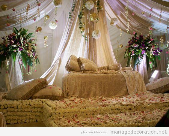 Décoration de mariage style arabe 3
