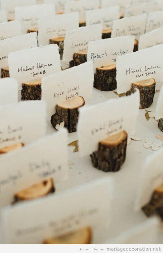 Idées décoration de table de mariage en hiver