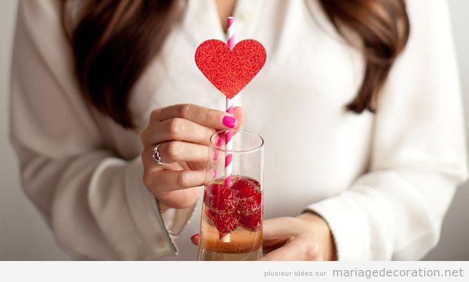 Décoration mariage avec coeurs pour le Saint Valentin 7