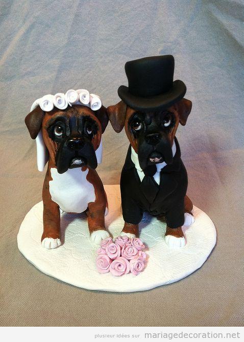 Idées déco mariage dog friendly ou avec chiens 2