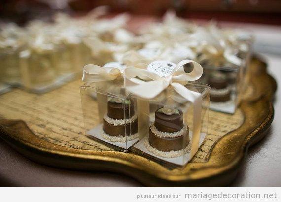 Décoration mariage avec chocolate 4