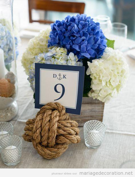 Centres de table pour un mariage sur la plage d coration mariaged coration mariage - Centre de table mariage hiver ...