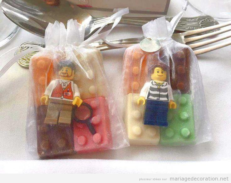 Déco mariage Lego 4