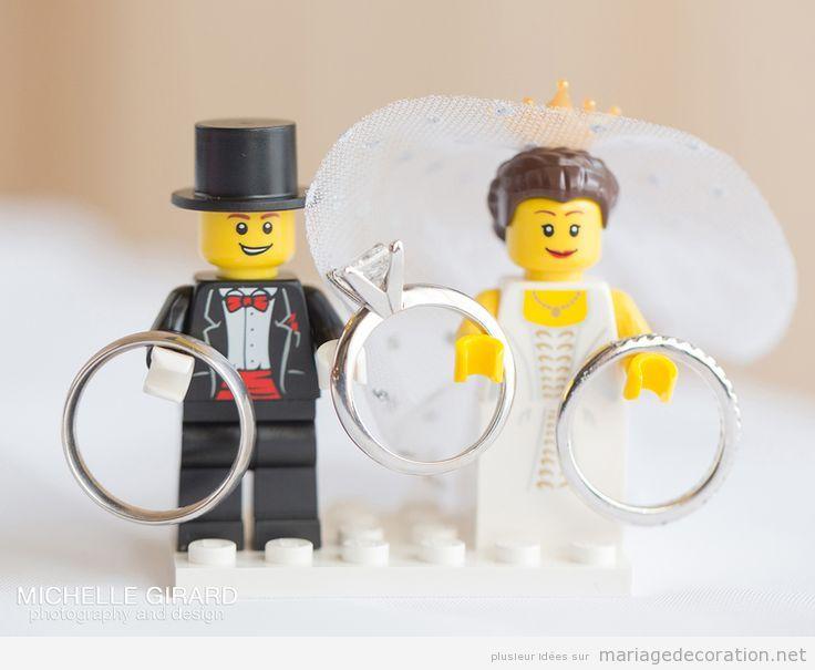 Déco mariage Lego 5
