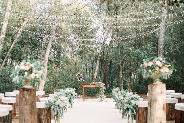 Décoration mariage nature 9