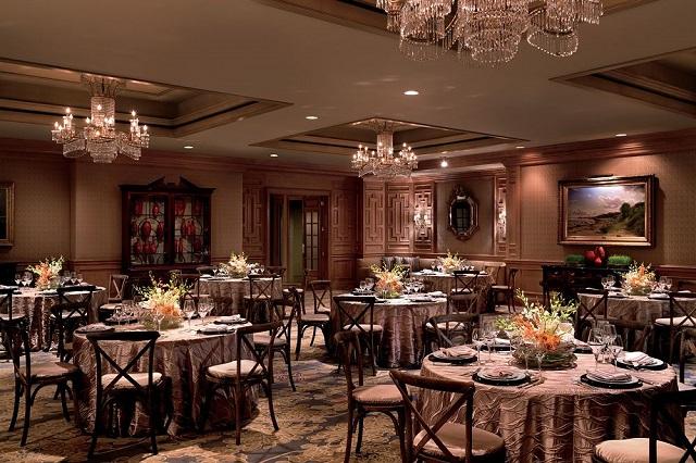 Salle mariage élégante 2