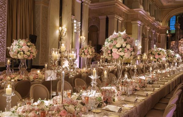 Salle mariage élégante 6