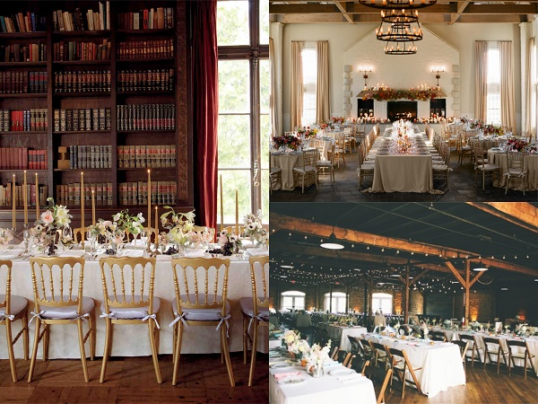 Salle mariage élégante 3