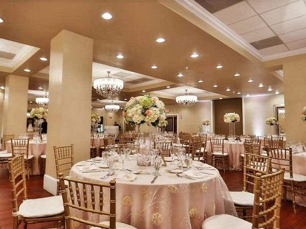 Salle mariage élégante 5