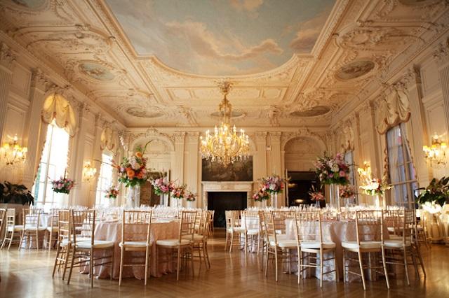 Salle mariage élégante 8