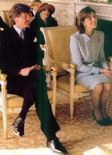 Mariage Caroline Monaco et Erns Hanovre