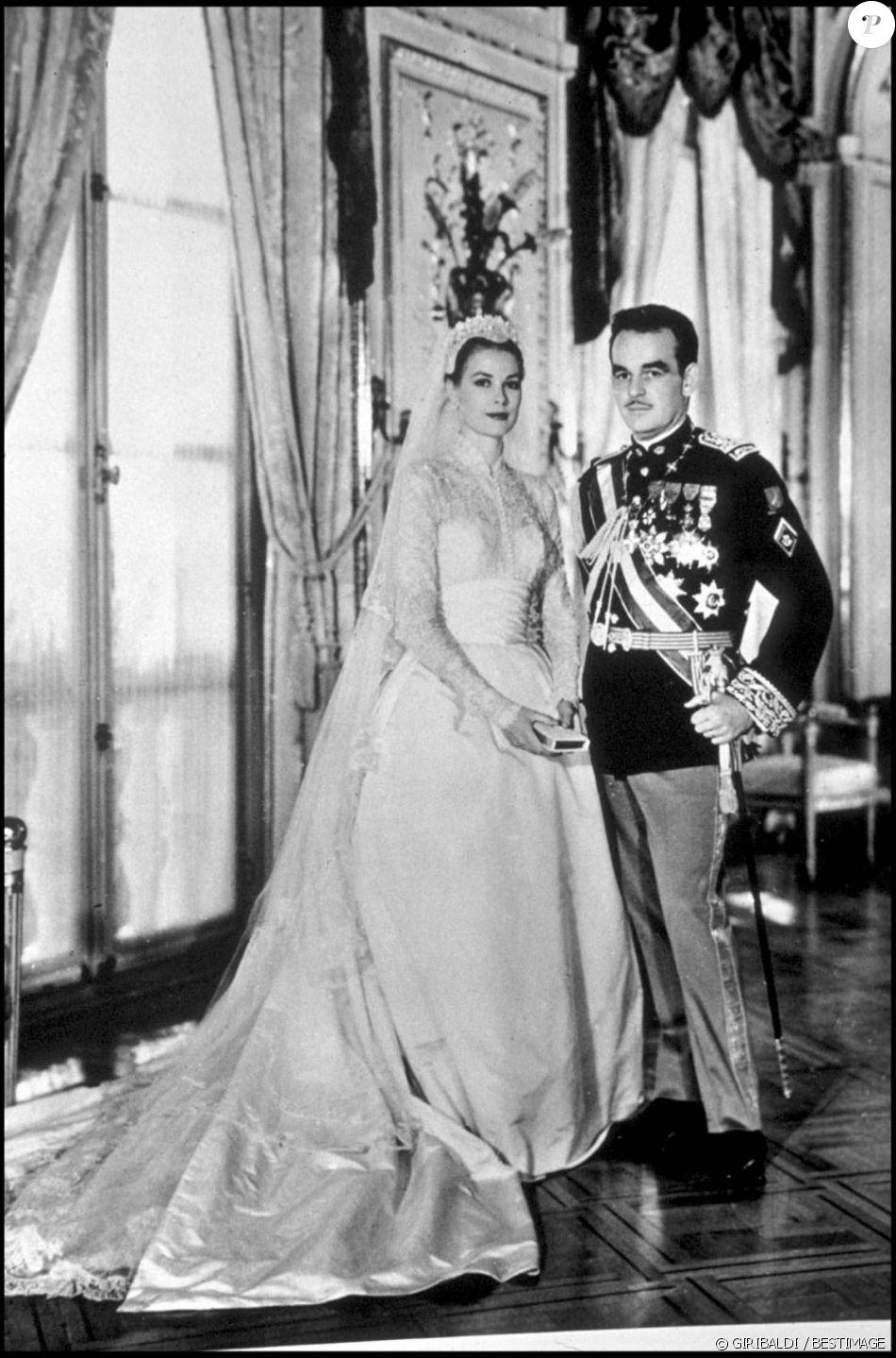 Mariage Grace Kelly