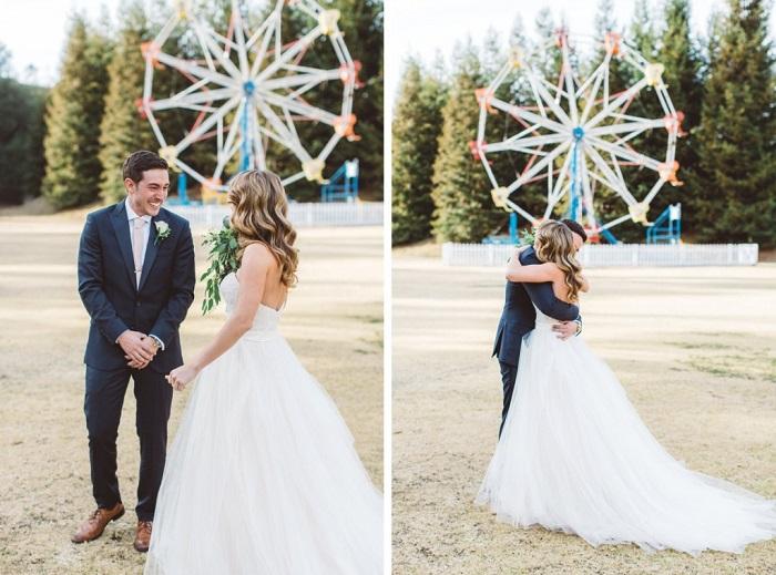 Mariage Thème Fête Foraine attractions grande roue