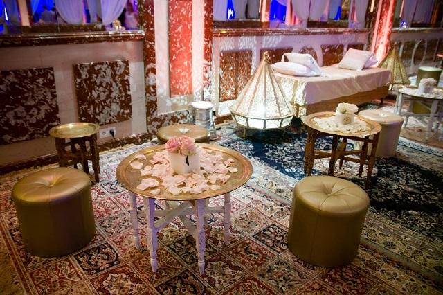 tente khaima mariage orientale