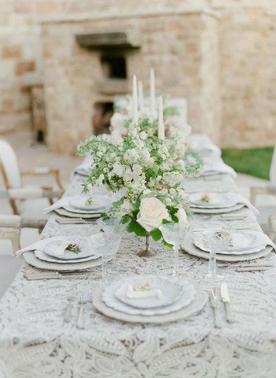 Nape qualité table mariage